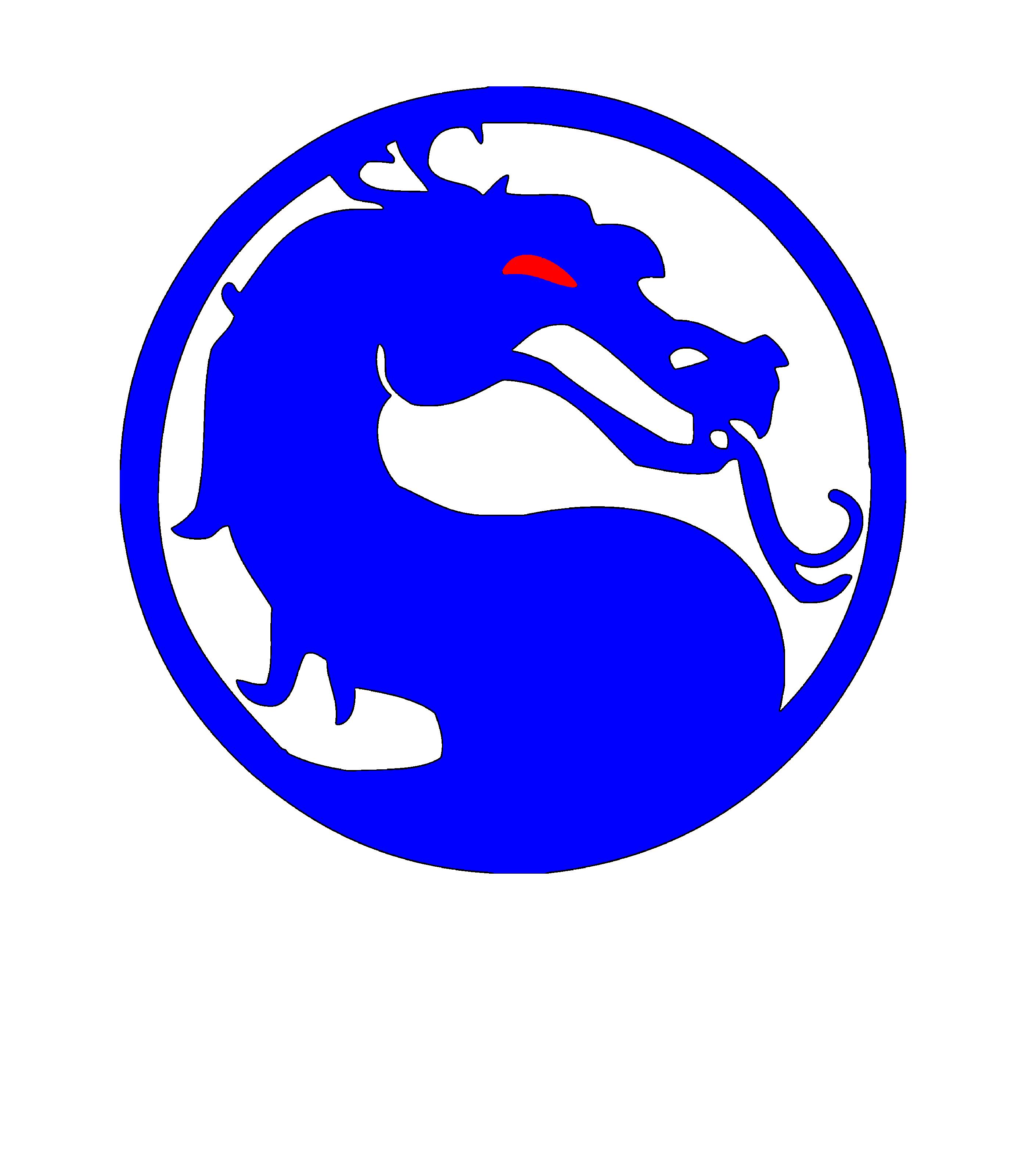 blue dragon restaurant logo